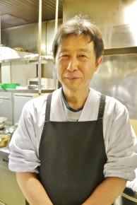 店長 細川賢三郎さん(53)