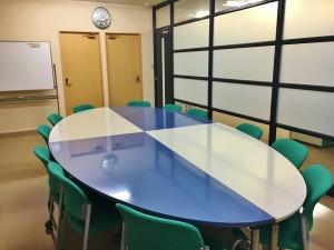 ミーティング室兼ランチルーム