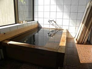 24時間入浴できる弘法大師霊泉風呂