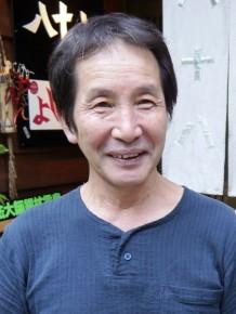 店主 三浦 心一さん(64)