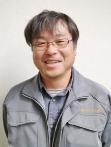 代表取締役 加藤 秀隆さん(43)