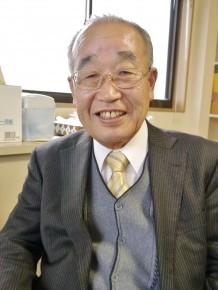 理事長 奥井 健一さん(73)