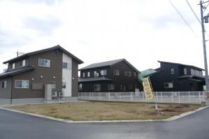 建設済みの住宅