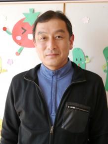 園長 虎溪 智眼さん(53)