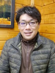 代表取締役 表寺 剛将さん(40)
