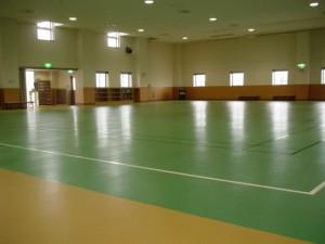 コミュニティプラザ(体育館)