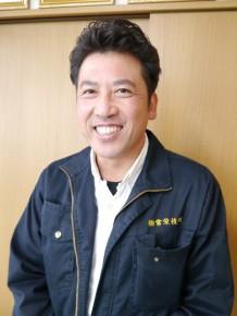 代表取締役 柳原 博文さん(43)