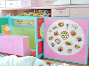 想像力の膨らむキッチン