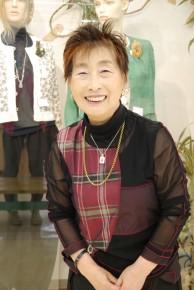 店長 岡崎 常子さん(73)