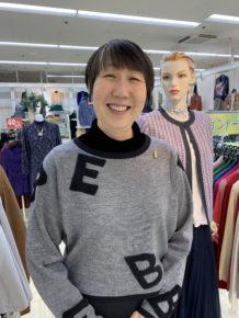 店長 稲谷由紀美さん