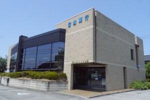 富山銀行上市支店
