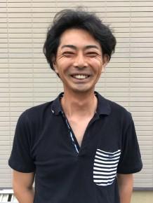 代表 田辺 行雄さん(39)
