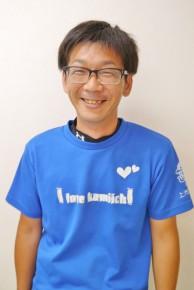 業務主任 吉崎 尚喜さん(40)