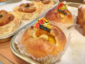 かぼちゃサラダ155円(税抜き)