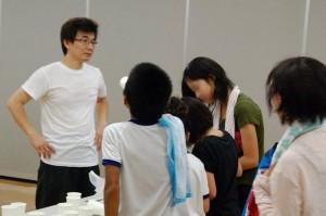 児童クラブ育成会の活動