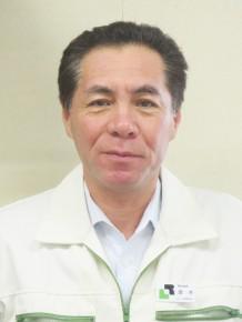 生産本部 金型部長 酒井誠さん