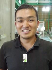 北森太滋さん(29)