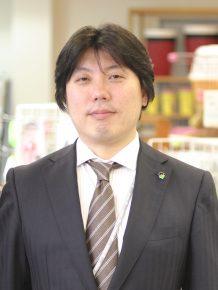 株式会社リッチェル 総務部人事担当 片岡直也さん