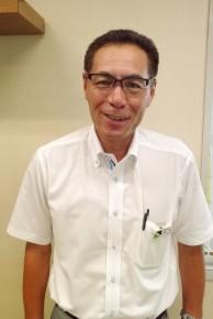 生産本部 金型部長 酒井誠さん(57)