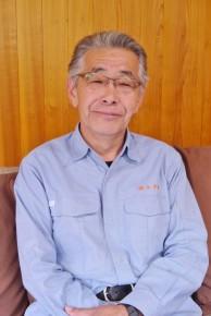 代表取締役 山本智徳さん(60)