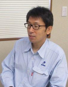 株式会社 東洋電制製作所 管理統括部長 高見克久さん
