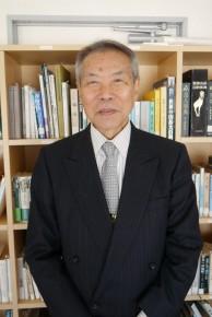館長 山口松蔵さん(76)