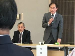 左が碓井さん、右が成川さん