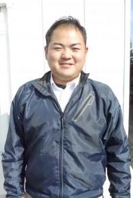 専務取締役 高田大輔さん