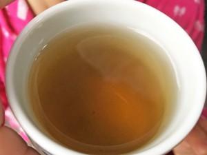 メグスリノキのお茶