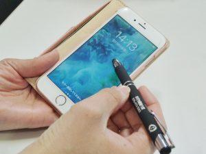 スマホやiPadに使えるタッチペン