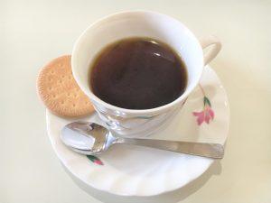 コーヒー(380円が日替わりランチにセットで120円)