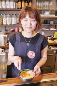 店主 中村陽恵さん(42)