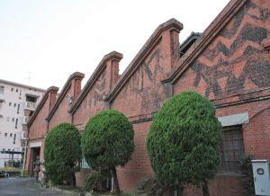 トチセン本社工場(赤レンガ捺染工場)