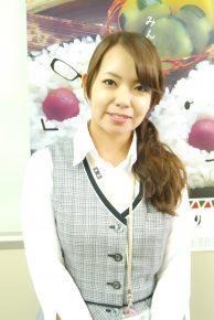 広報担当 大野歩実さん(32)