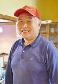 店主 黒田保廣さん(61)