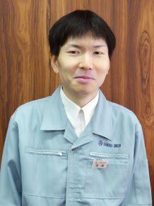 総務部 主任 坂東宏明さん
