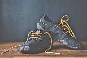 和紙布を使用したドイツの子供靴「TANUKI(タヌキ)」