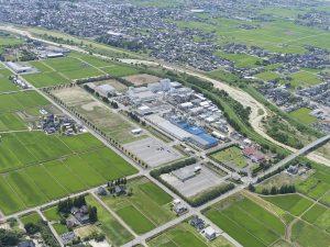 郷柿沢工場