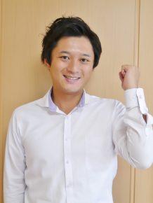 経営・戦略/企画・広報 川合智隼さん