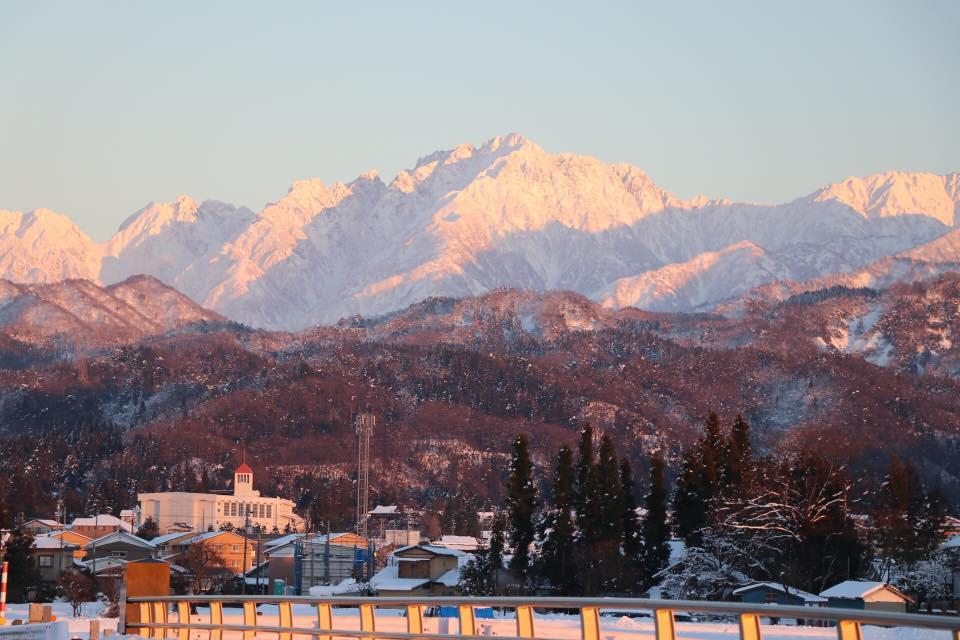 上市町の風景(撮影:三栄時計パル店 廣田透さん)