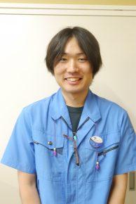 株式会社富山プレート 製造スタッフ 浅田拓也さん