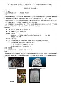 大岩山日石寺と立山信仰