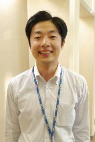 渉外担当 牧野恵和さん(23)