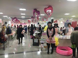 姫フェス会場の入口