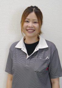 療育班担当支援員 田畑咲来さん(25)