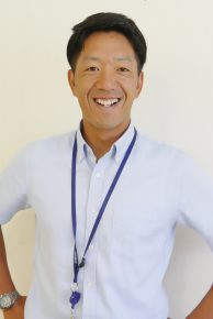 機器生産部購買グループ 伊東大輔さん(33)