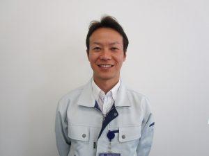 北陸工場 管理部 総務グループ <br>グループリーダー 西野正彦さん