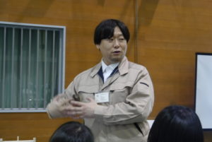 細川機業株式会社 細川浩太郎さん