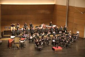 社会人吹奏楽フェスティバル(毎年3月開催)