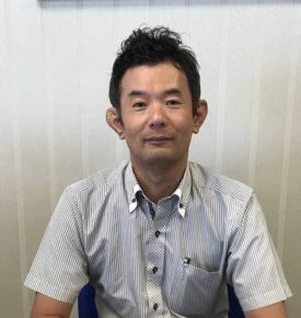富山倉庫株式会社 業務部長・清水 元康さん